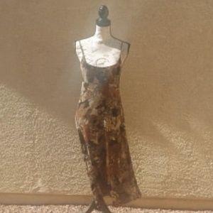 EUC Rabbit Rabbit Rabbit Maxi Slip-Dress Size 6